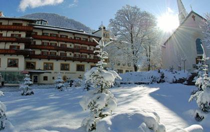 Mayrhofen resort